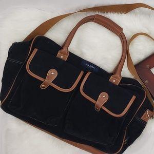 Final Markdown! Nautica Travel Carry Duffle Bag